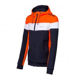 Sjeng Sports ss men hooded jacket sid